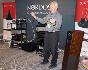 nordost hifi audio cables event
