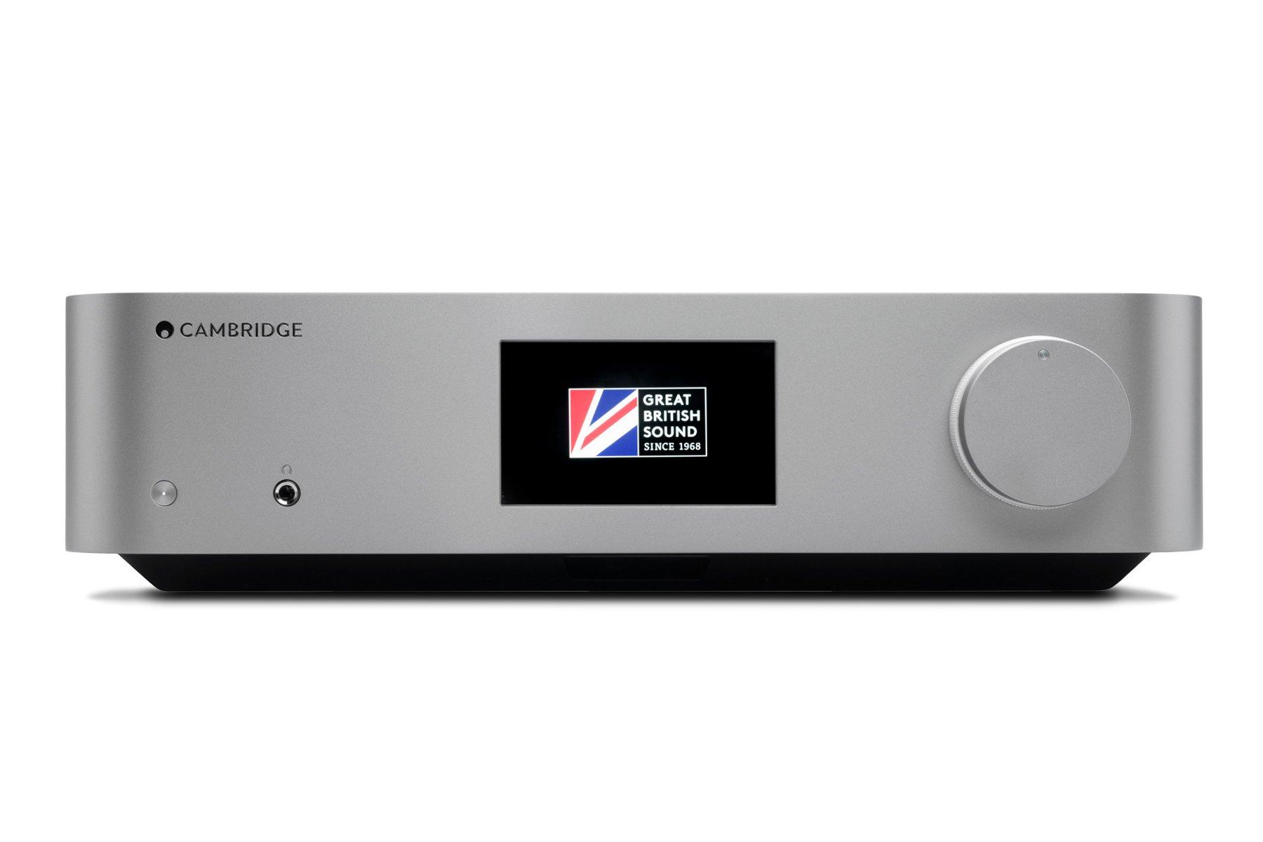 Cambridge Audio Edge Nq Pre Amp And Network Player