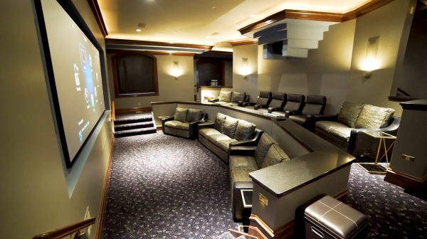 Questions About Home Theater Design Options